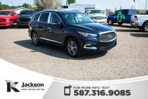 2016 INFINITI QX60 - NAV, Parking Sensors, Leather