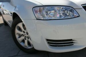 2013 Holden Commodore VE II MY12.5 Omega White 6 Speed Automatic Sportswagon