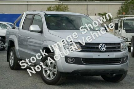 2014 Volkswagen Amarok 2H MY15 TDI420 4Motion Perm Highline Silver 8 Speed Automatic Utility Wangara Wanneroo Area Preview