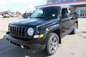 2017 Jeep Patriot 4WD SPORT Accident Free,  Leather,  Heated Sea