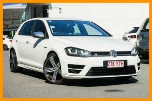 2017 Volkswagen Golf VII MY17 R 4MOTION White 6 Speed Manual Hatchback Mount Gravatt Brisbane South East Preview