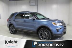2018 Ford Explorer XLT Appearance Package