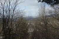Panoramic View of the Mountains - Potton QC