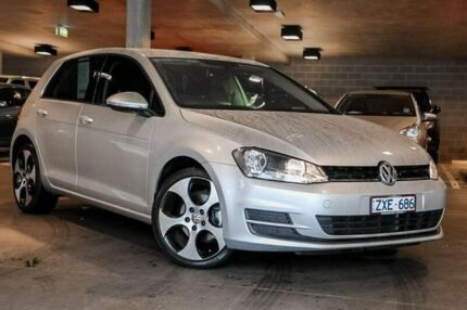 2013 Volkswagen Golf Silver Sports Automatic Dual Clutch Hatchback Blackburn Whitehorse Area Preview