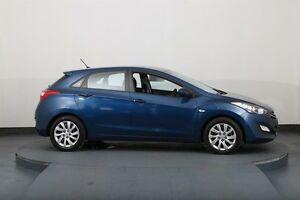 2014 Hyundai i30 GD MY14 Active Blue 6 Speed Automatic Hatchback Smithfield Parramatta Area Preview