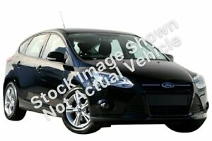 2013 Ford Focus LW MK2 Trend Black 6 Speed Automatic Hatchback Seven Hills Blacktown Area Preview