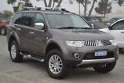 2011 Mitsubishi Challenger PB (KH) MY11 XLS Bronze 5 Speed Sports Automatic Wagon Pearsall Wanneroo Area Preview