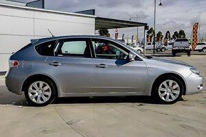 2007 Subaru Impreza G3 MY08 R AWD Silver 5 Speed Manual Hatchback Morwell Latrobe Valley Preview