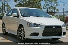 2015 Mitsubishi Lancer CJ MY15 ES Sport White 6 Speed Constant Variable Sedan Knoxfield Knox Area Preview