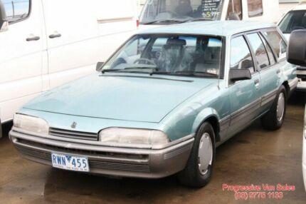 1986 Holden Commodore VL WAGON AUTO 4 Speed Automatic Wagon
