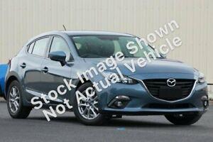 2015 Mazda 3 BM5478 Maxx SKYACTIV-Drive Blue 6 Speed Sports Automatic Hatchback Lilydale Yarra Ranges Preview