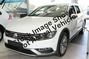 2018 Volkswagen Passat 3C MY18 Alltrack 140 TDI Pure White 6 Speed Direct Shift Wagon Cooee Burnie Area Preview