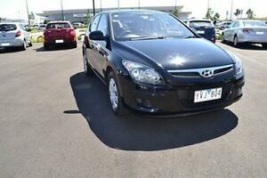 2011 Hyundai i30 FD SX Black Automatic Strathmore Heights Moonee Valley Preview