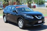 2016 Nissan X-Trail T32 ST 2WD Black 6 Speed Manual Wagon Townsville Townsville City Preview
