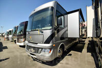 VERY CLEAN! 2011 FLEETWOOD BOUNDER 36R GASS CLASS A MOTORHOME