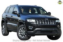 2016 Jeep Grand Cherokee WK MY15 Laredo (4x2) Brilliant Black 8 Speed Automatic Wagon Mosman Mosman Area Preview