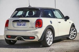 2014 Mini Coupe R58 Cooper S Black 6 Speed Sports Automatic Coupe Bellevue Swan Area Preview