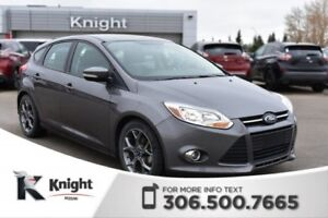 2014 Ford Focus SE! Accident Free! Low KMs! Command Start!