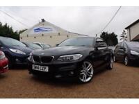 2014 14 BMW 2 SERIES 2.0 220I M SPORT 2D 181 BHP