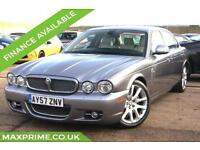 JAGUAR XJ SERIES 4.2 AUTO XJ8 SOVEREIGN LWBFULL MAIN DEALER HISTOR MOT