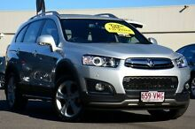 2015 Holden Captiva CG MY15 Silver 6 Speed Sports Automatic Wagon Wilston Brisbane North West Preview