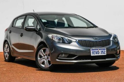 2015 Kia Cerato YD MY16 S Grey 6 Speed Manual Hatchback Rockingham Rockingham Area Preview