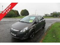 """VAUXHALL CORSA 1.2 LIMITED EDITION,2014 ,17""""Alloys,Cruise,Air Con,Cruise Control,Parrot Kit,F.S.H"""