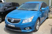 2013 Holden Cruze JH Series II MY14 SRi-V Blue 6 Speed Manual Hatchback Hamilton East Newcastle Area Preview