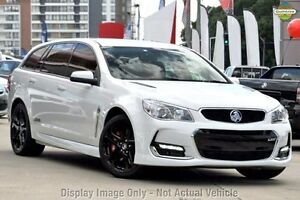 2015 Holden Commodore VF II MY16 SS V Sportwagon Redline Some Like It Hot 6 Speed Sports Automatic Gymea Sutherland Area Preview