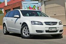 2008 Holden Commodore VE MY09 Omega Sportwagon White 4 Speed Automatic Wagon Glenelg East Holdfast Bay Preview