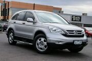 2011 Honda CR-V RE MY2010 4WD Silver 5 Speed Automatic Wagon Coburg Moreland Area Preview