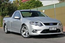 2008 Ford Falcon FG XR8 Ute Super Cab Silver 6 Speed Sports Automatic Utility Glenelg Holdfast Bay Preview