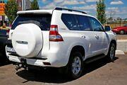 2014 Toyota Landcruiser Prado KDJ150R MY14 GXL White 5 Speed Sports Automatic Wagon Mill Park Whittlesea Area Preview