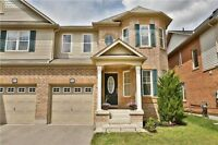 GORGEOUS MILTON SEMI-DETACHED HOME FOR LEASE