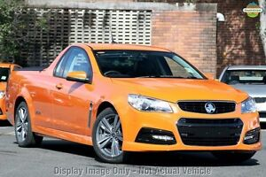 2013 Holden Ute VF MY14 SS Ute Orange 6 Speed Manual Utility Wangara Wanneroo Area Preview