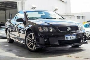 2009 Holden Ute VE MY10 SS V Black 6 Speed Manual Utility Myaree Melville Area Preview