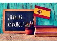 Professional Spanish lessons