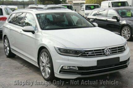 2016 Volkswagen Passat 3C MY17 206TSI R-Line Indium Grey 6 Speed Direct Shift Wagon