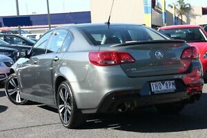 2015 Holden Commodore VF MY15 SV6 Storm Prussian Steel 6 Speed Automatic Sedan Oakleigh Monash Area Preview