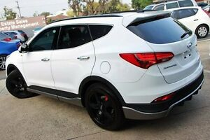2015 Hyundai Santa Fe White Sports Automatic Wagon Cranbourne Casey Area Preview