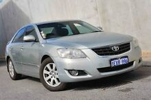 2007 Toyota Aurion GSV40R Touring Silver 6 Speed Sports Automatic Sedan Glendalough Stirling Area Preview