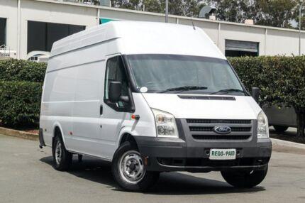 2011 Ford Transit VM High Roof LWB White 6 Speed Manual Van