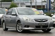 2010 Subaru Liberty B5 MY10 2.5i Lineartronic AWD Premium Silver 6 Speed Constant Variable Sedan Penrith Penrith Area Preview