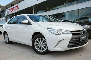 2016 Toyota Camry ASV50R Altise White 6 Speed Sports Automatic Sedan Baulkham Hills The Hills District Preview