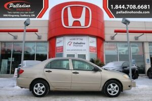 2005 Toyota Corolla - SELF CERTIFY -