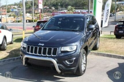 2014 Jeep Grand Cherokee WK MY2014 Laredo Grey 8 Speed Sports Automatic Wagon