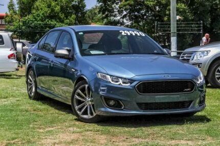 2015 Ford Falcon FG X XR6 Turbo Blue 6 Speed Sports Automatic Sedan Aspley Brisbane North East Preview
