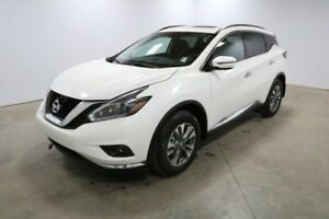 2018 Nissan Murano AWD SV HEATED FRONT SEATS, BACK UP CAMERA, AP