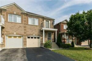 3 Bedrooms Semi-Detached Home in Mississauga