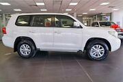 2013 Toyota Landcruiser VDJ200R MY13 GXL White 6 Speed Sports Automatic Wagon Bellevue Swan Area Preview